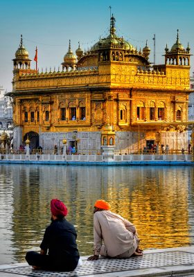 Golden Triangle with Shimla and Amritsar Tour Packages